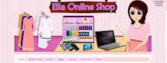 Tempahan Design Blog: Ella Online Shop