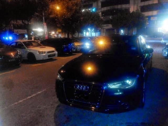 Motoring Malaysia Saturday Night Teh Tarik Session Part 2 Audi A6