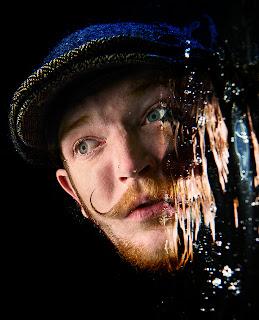 Fish Heads - Homem pintor - Tim Tadder