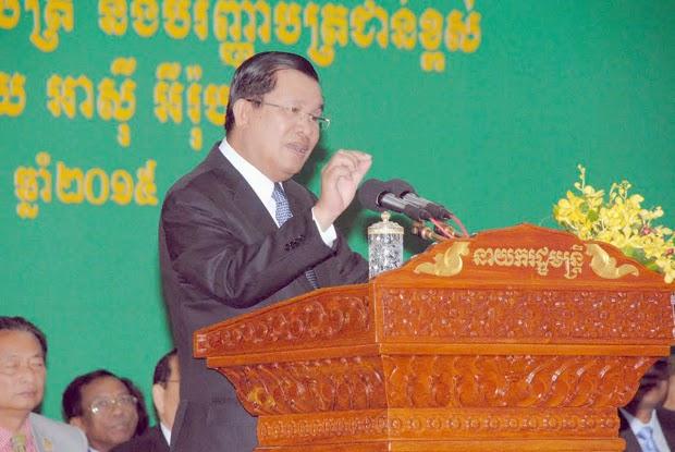 Samdech Akka Moha Sena Padei Techo Hun Sèn, Premier ministre du Royaume du Cambodge, a affirmé que l'économie du pays connaîtrait une croissance de 7,3% cette année et de 7,4% l'année prochaine. S'adressant à une cérémonie de remise des certificats de fin d'études de l'Université Asie-Europe tenue ce matin à Phnom Penh, Samdech Techo Hun Sèn a mis l'accent sur la stabilité de la croissance économique du Cambodge.