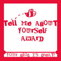 Tell Me About...Award