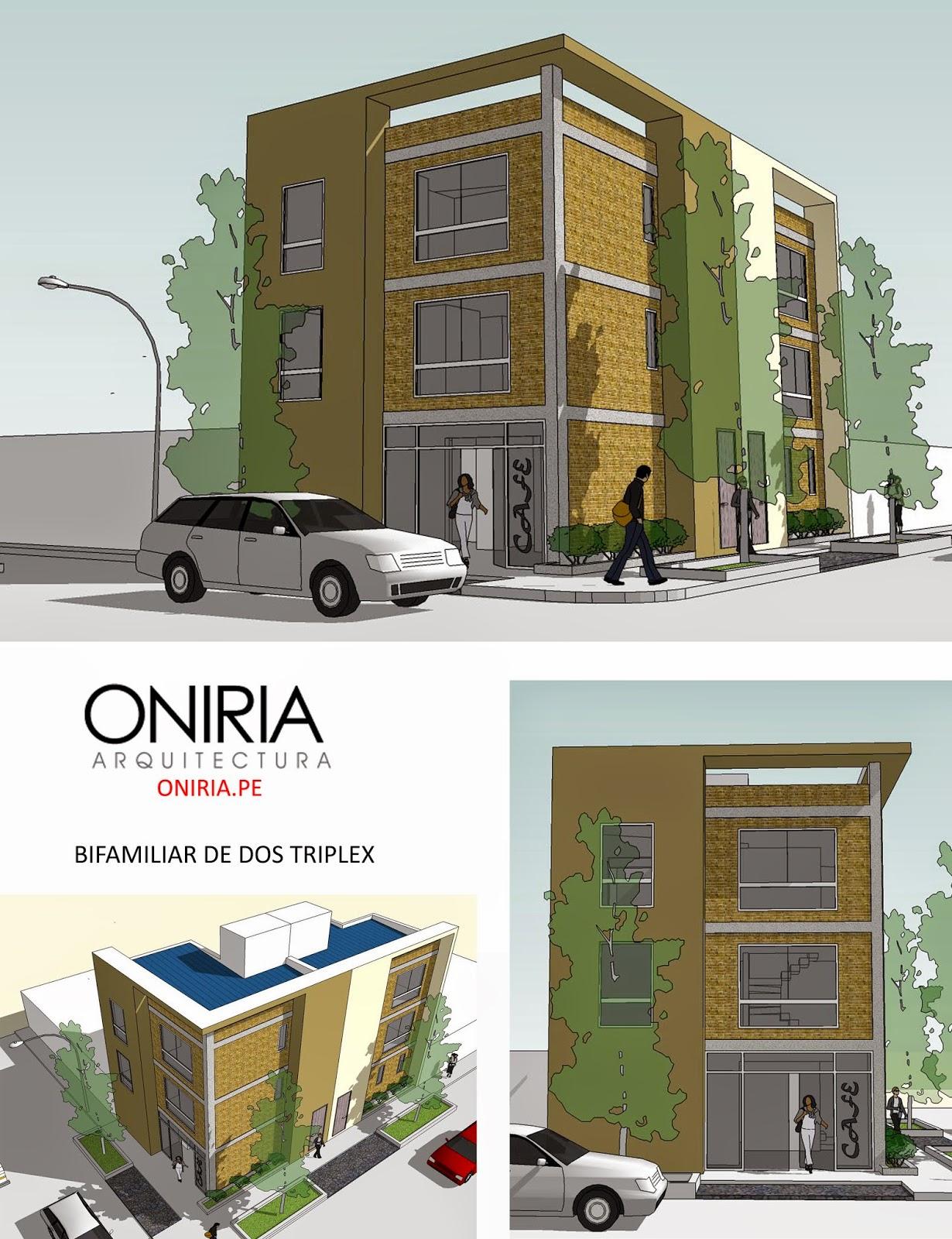 Oniria dise o de viviendas multifamiliares - Diseno de viviendas ...
