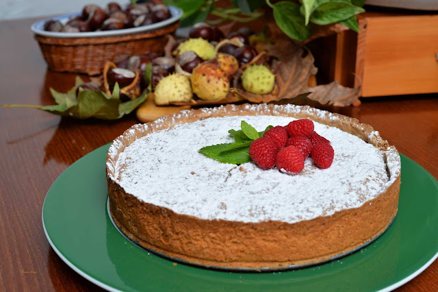 Mondays We Cook: Chestnut Cake