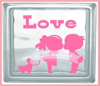 Love Kids Cube Light