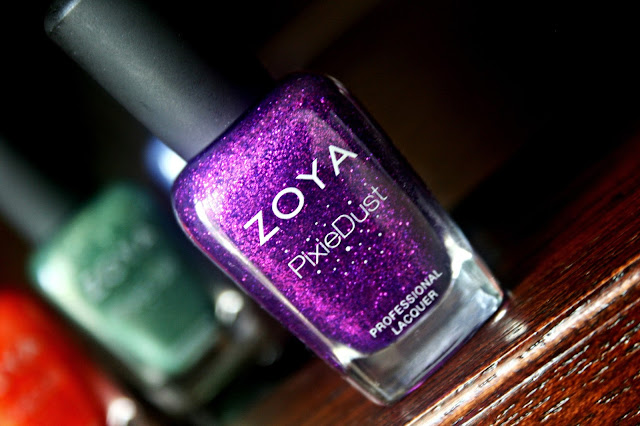 Zoya Fall Pixiedust in Carter
