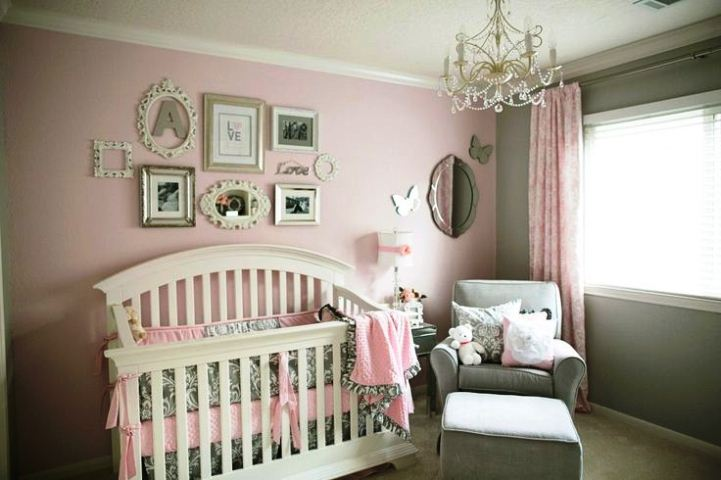 best paint color for a baby girl 39 s room