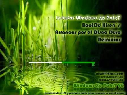 descargar Windows xp point v6 full iso español
