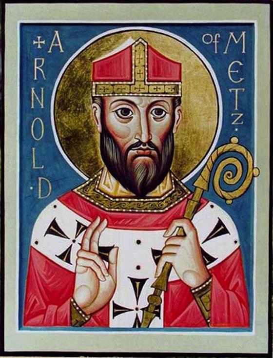 San Arnulfo de Metz