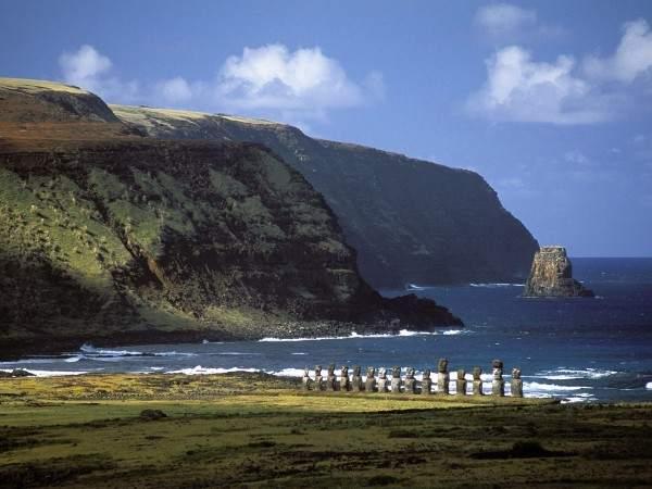 Pulau Easter, Misteri Peradaban Masa Lalu Di Dunia