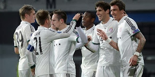 Video Gol Viktoria Plzen vs Bayern Munchen 6 November 2013