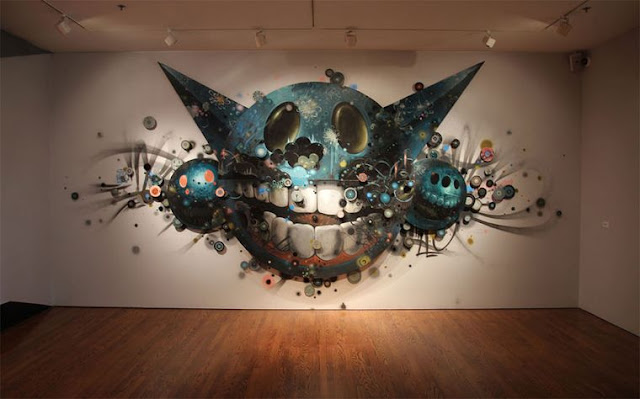 Green Pear Diaries, arte urbano, Museo de Arte de Long Beach, Vitality and Verve, Jeff Soto
