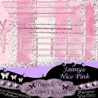 Jaimys Nice Pink Set 4.2