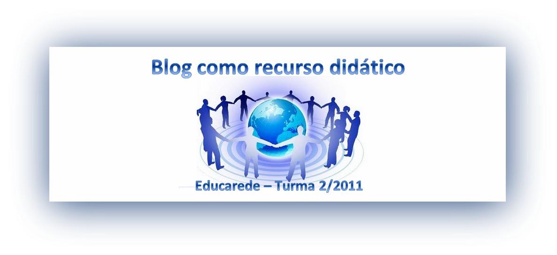Blog como Recurso Didático