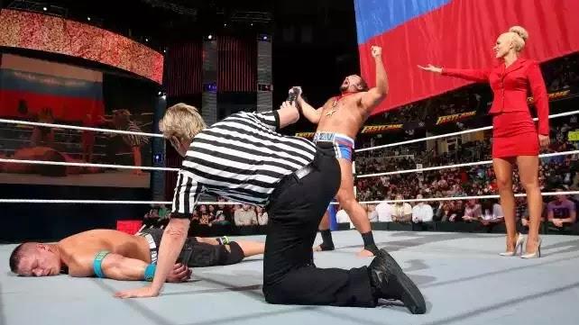 WWE Fastlane Review 2015