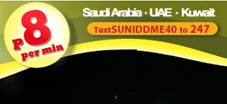 Sun Middle East IDD Load