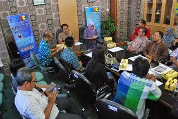 Rapat Koordinasi KIM Surabaya