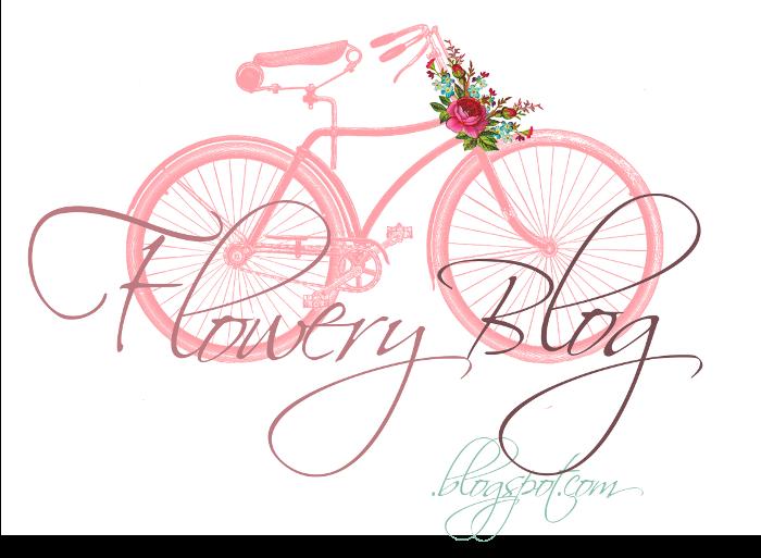 Flowery Blog