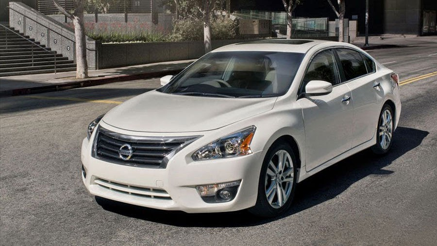 2015 Nissan Altima Best Family Sedans Carmadness Car