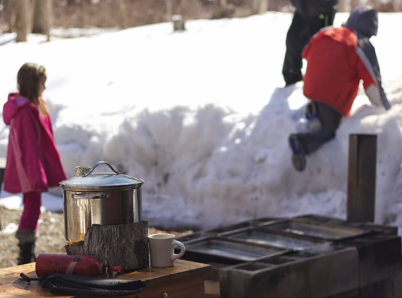 maple sugaring: simplelivingeating.com