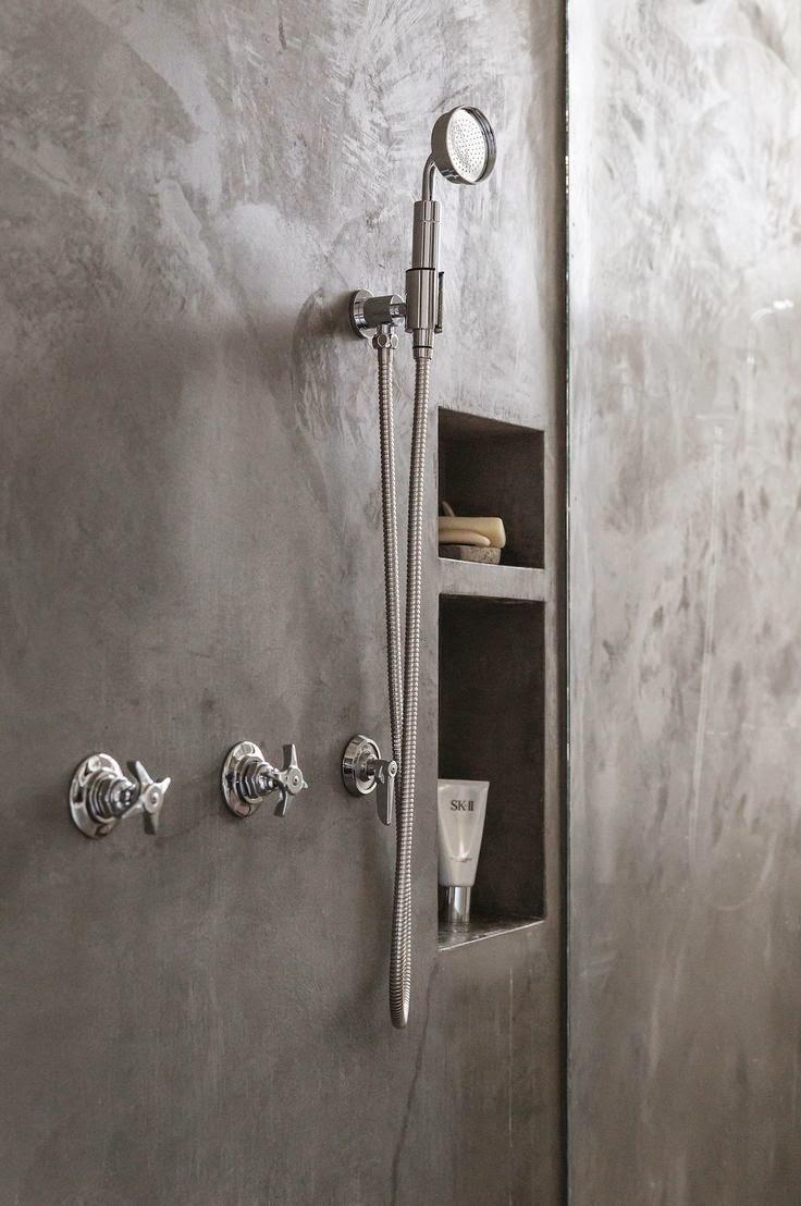 Perfeita ordem blog de decora o banheiros e lavabos em - Plaque hydrofuge salle de bain ...
