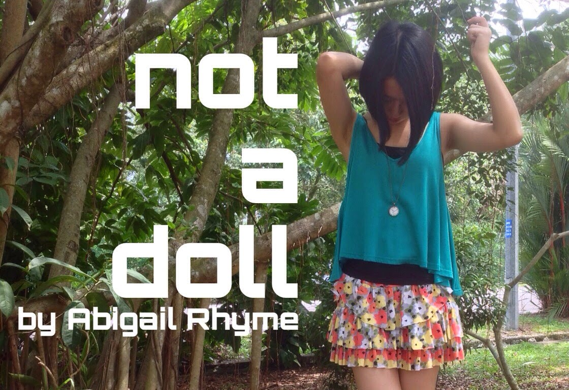 Not A Doll