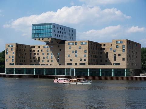 Agenzia viaggi gabritour berlino tra arte e hotel di design for Hotel berlino design