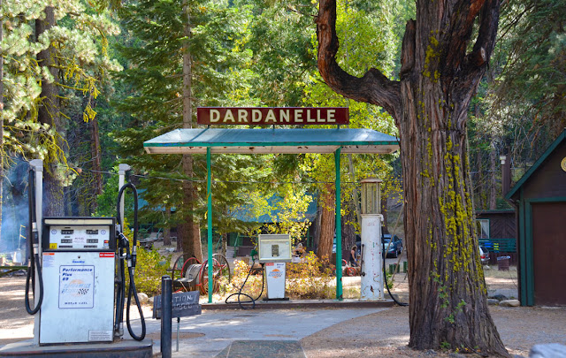 Dardanelle - Route 108 - Californie, USA
