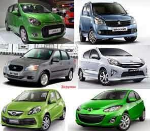 Daftar Mobil Murah Bisa Kredit