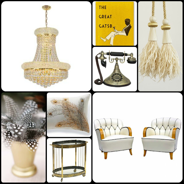 Great Gatsby Decor Party Ideas On Pinterest Party