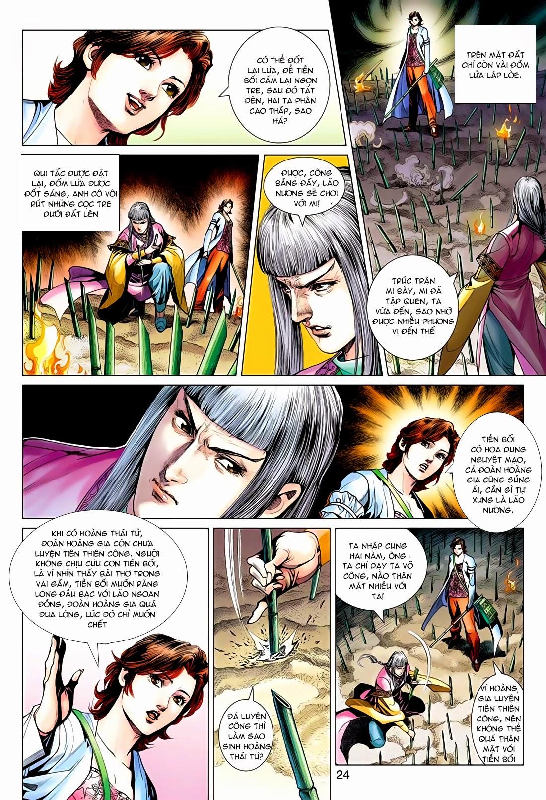 xem truyen moi - Anh Hùng Xạ Điêu - Chapter 79: Ngụy Cục