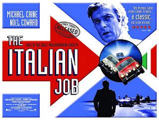 Italian Job 1969 - Christian Dalera