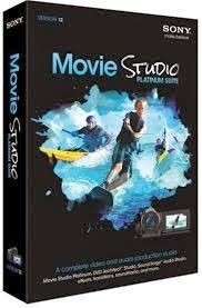 برنامج تحرير الفيديو download sony movie studio platinum 2014