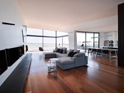 Interior Rumah Pantai