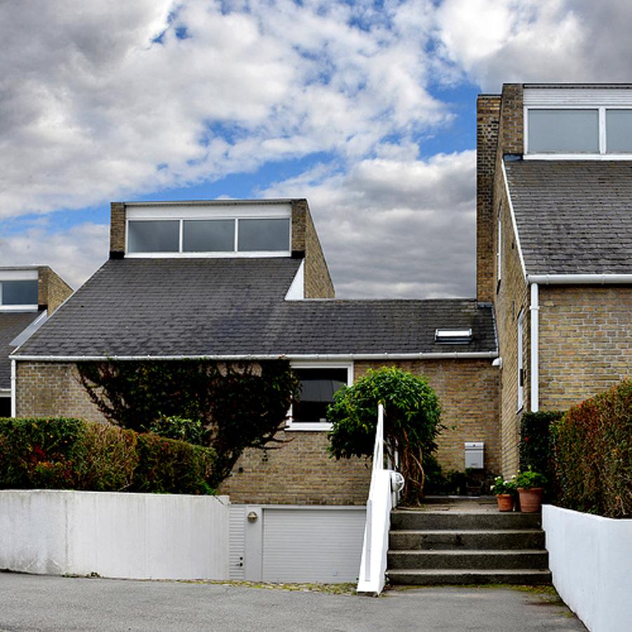 bau estudio arquitectos viviendas en hilera s holm On bau arquitectos