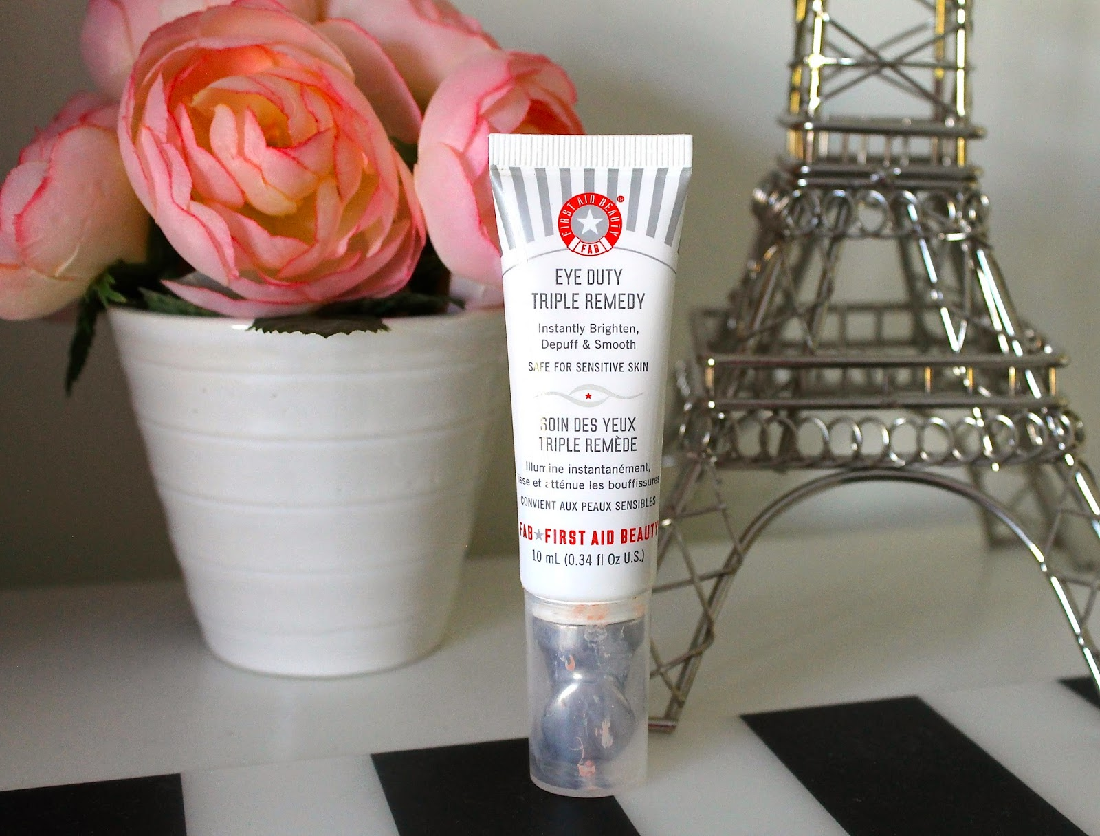 Product Review | First Aid Beauty Eye Duty Triple Remedy