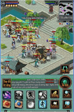 Game Võ lâm 3 Online - Tuyệt Thế Võ Học