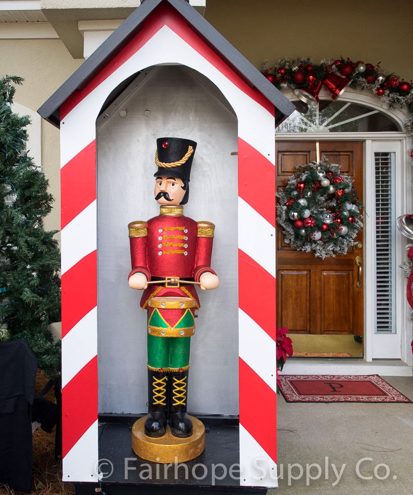 toy soldier decorations