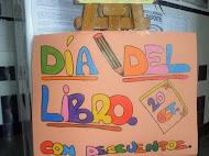 FERIA DEL LIBRO EL DÍA 24 DE OCTUBRE