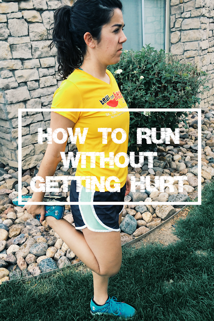 how to run without getting injured