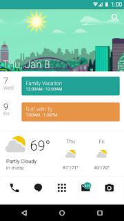 Cara Membuat Homescreen Android yang Keren