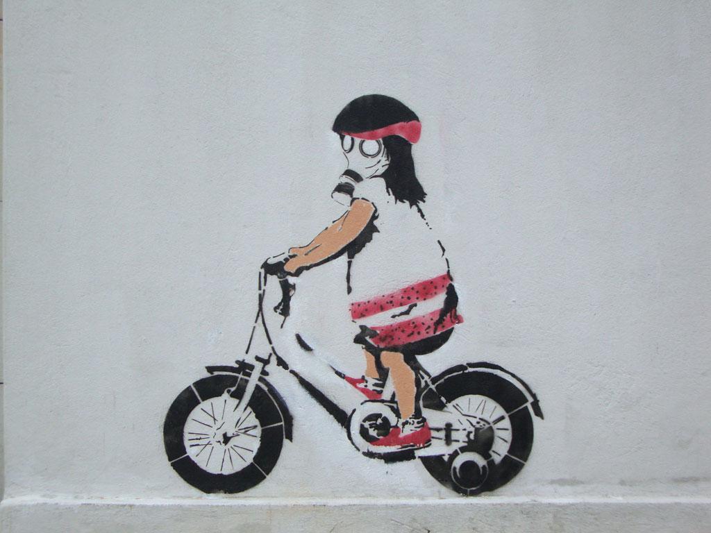 LSD (London Street-Art Design) Magazine: New Stencils from Emenems in