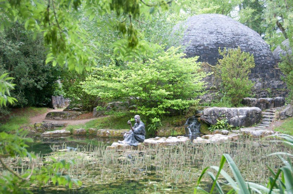 Sherwords ireland revisited the national stud for Formal japanese garden