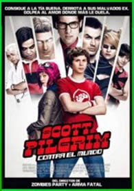 Scott Pilgrim Contra El Mundo [3GP-MP4]