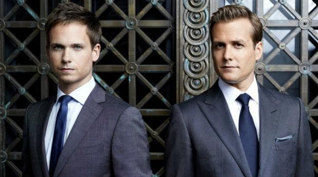Suits Homens de Terno