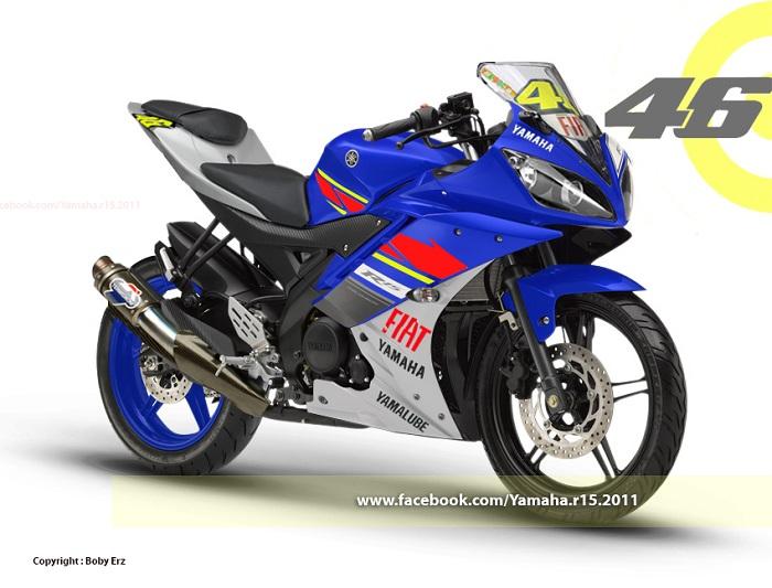 Yamaha YZF R15 Version 2.0