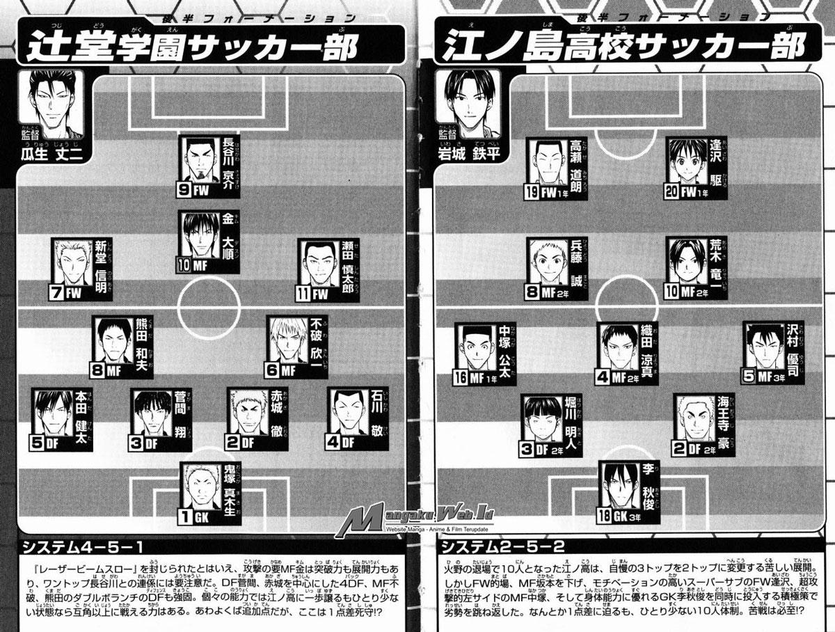 Area no Kishi Chapter 64-2
