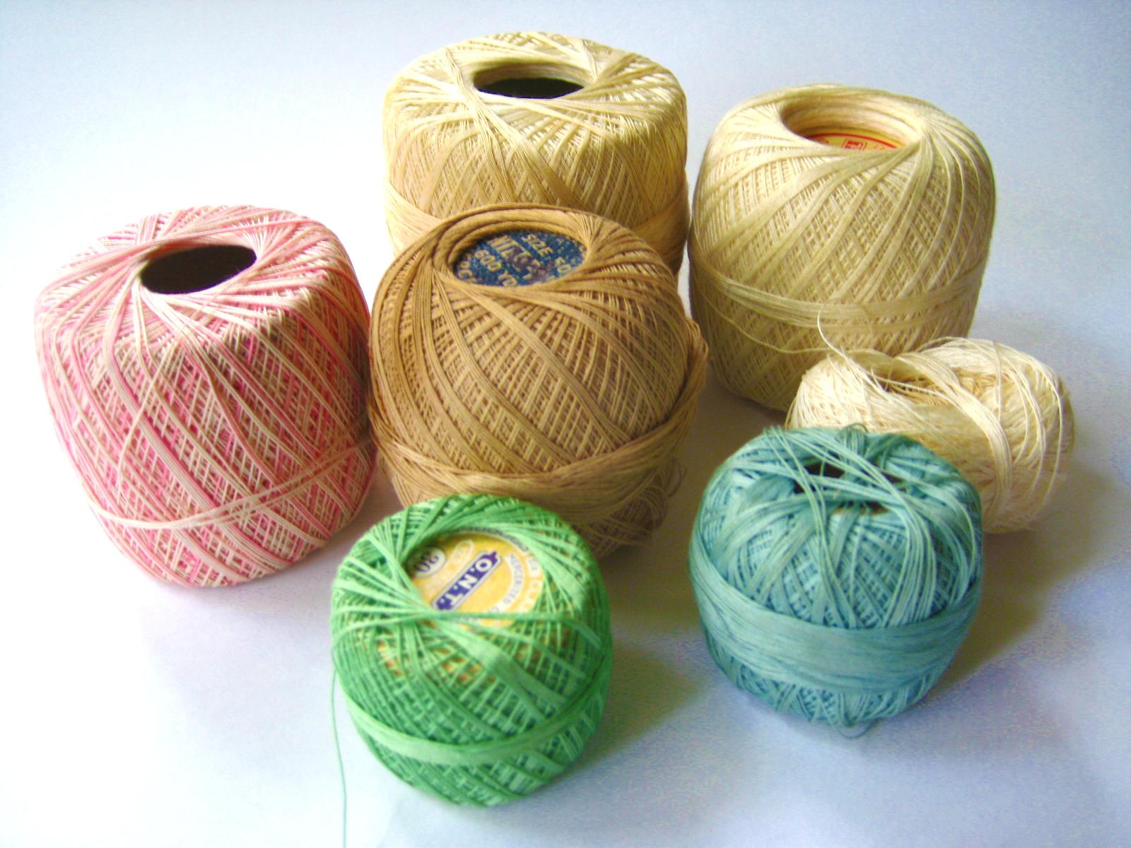 Crochet Thread : Crochet Thread