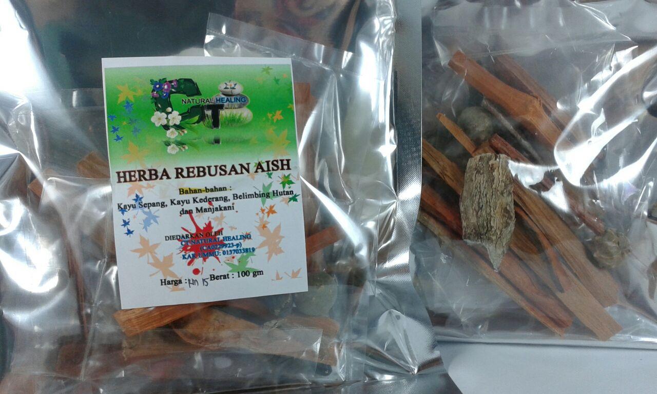Herba Rebusan AISH