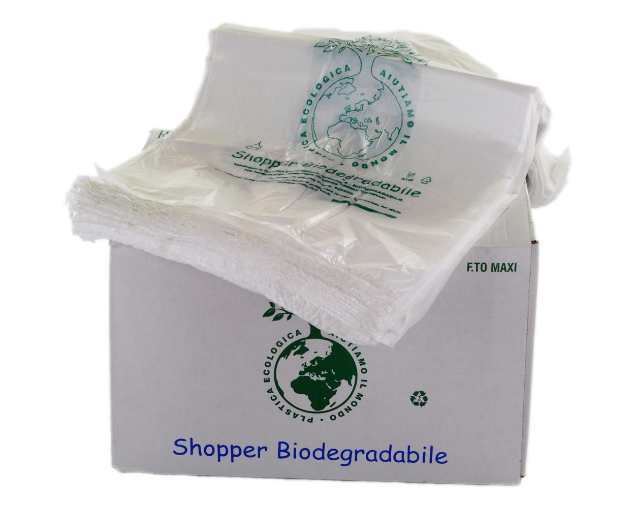sacchetti e shopper biodegradabili compostabili cosa