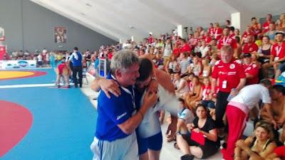Ασημένιο μετάλλιο ο Αλέξανδρος Παπαδάτος - Απίστευτα πράγματα στον τελικό!